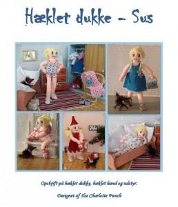 E bog - Hæklet dukke -Sus